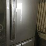 都窪郡早島町で回収した冷蔵庫