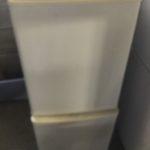 浅口郡里庄町で回収した冷蔵庫
