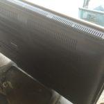 苫田郡鏡野町で回収した液晶テレビ