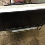 英田郡西粟倉村で回収した液晶テレビ