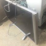 勝田郡勝央町で回収した液晶テレビ