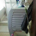 浅口市で洗濯機の回収をしました