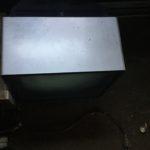 和気郡和気町で回収したブラウン管テレビ