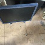 瀬戸内市で回収した液晶テレビ瀬戸内市で回収した液晶テレビ