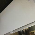 勝田郡勝央町で回収した冷蔵庫