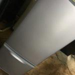 勝田郡奈義町で回収した冷蔵庫