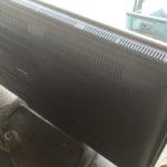 倉敷市で回収したブラウン管テレビ