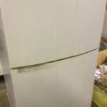 久米郡美咲町で回収した冷蔵庫