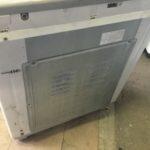 新見市で回収した洗濯機