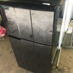 美作市で回収した冷蔵庫
