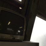 美作市で回収したブラウン管テレビ