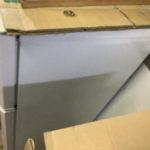 真庭市で回収した冷蔵庫