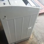 備前市で回収した洗濯機