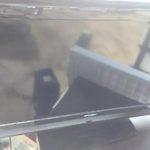 浅口市で回収した液晶テレビ