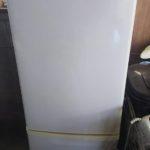 高梁市で回収した冷蔵庫