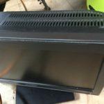 高梁市で回収した液晶テレビ