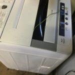 勝田郡勝央町で回収した洗濯機