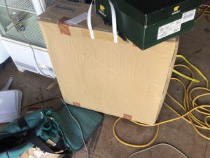 瀬戸内市での不用品回収、粗大ゴミの片付け回収したパソコン