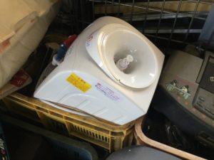 岡山県瀬戸内市邑久町での不用品回収した整水器