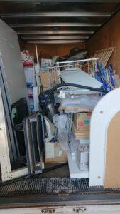 岡山市北区での不用品回収、粗大ゴミの片付け回収