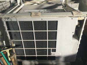 玉野市玉原でのエアコン無料回収