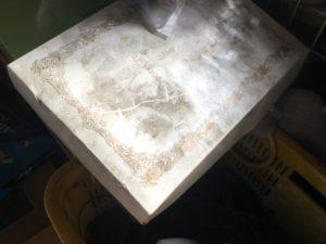 岡山市で回収した鍋