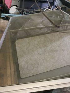 総社市総社での不用品回収、粗大ゴミの片付け回収した網戸