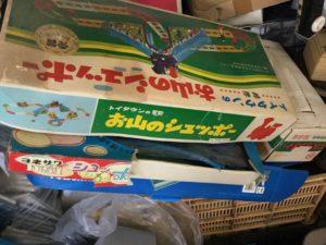 岡山市で回収したおもちゃ