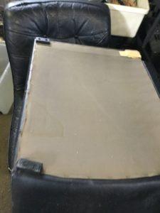 総社市総社での不用品回収した座椅子