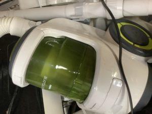 岡山県笠岡市で回収した掃除機