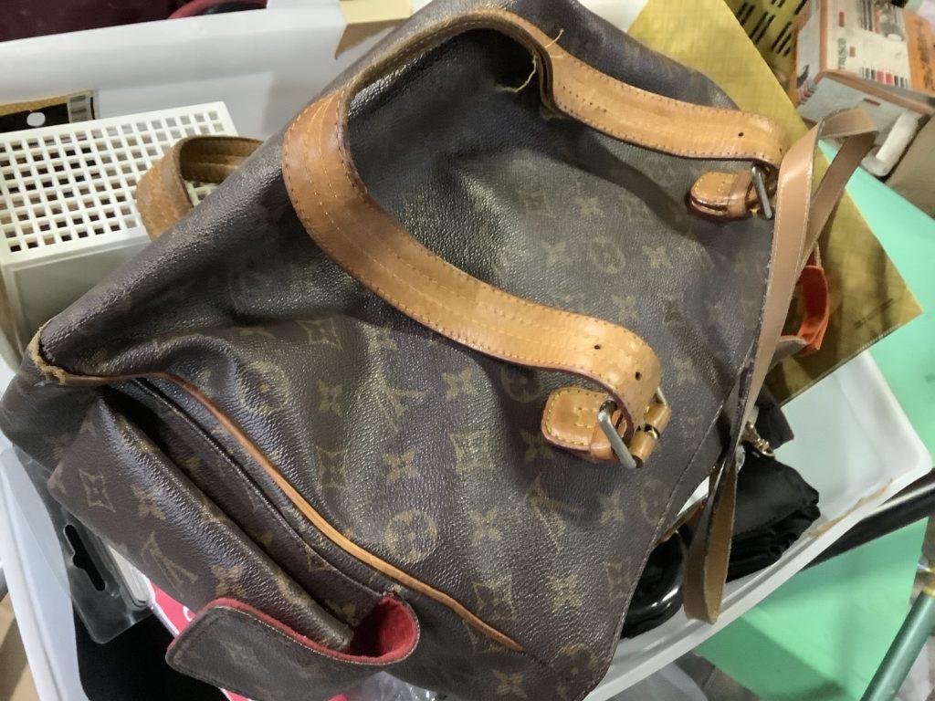 岡山市で回収したバッグ