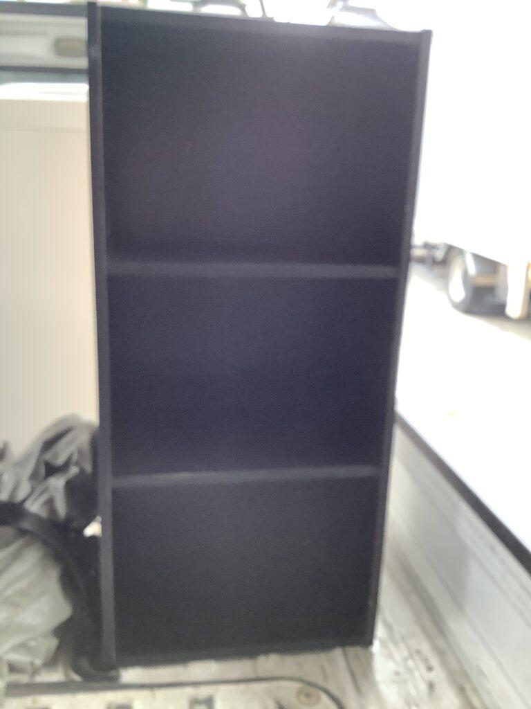 岡山市内で回収した棚