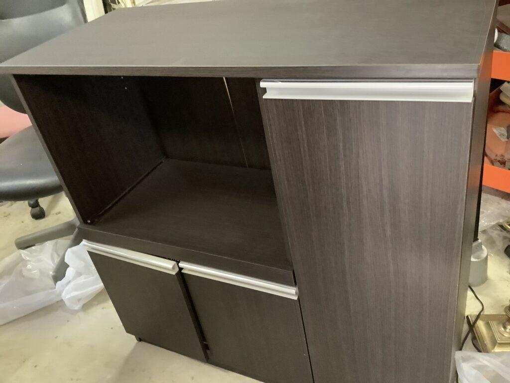 高山市内で回収した食器棚