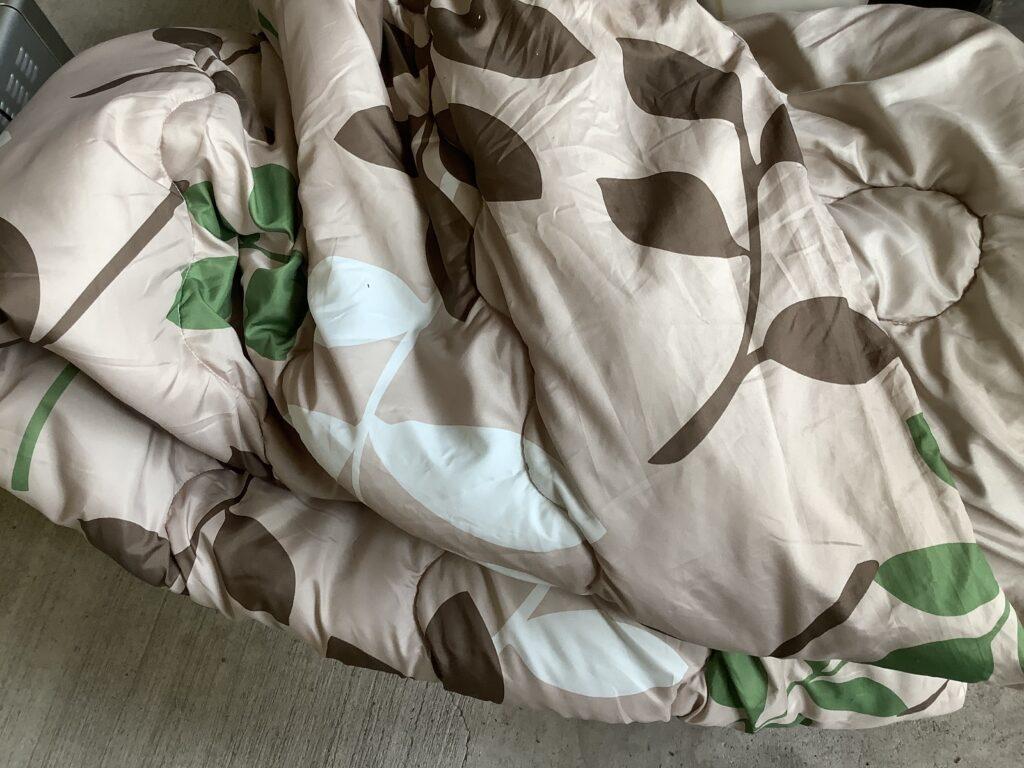 岡山市で回収した布団