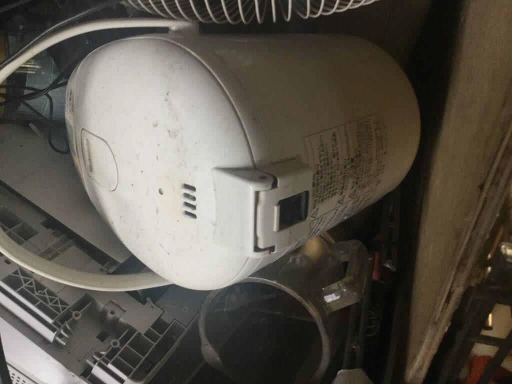 岡山市南区で回収した電気ポット