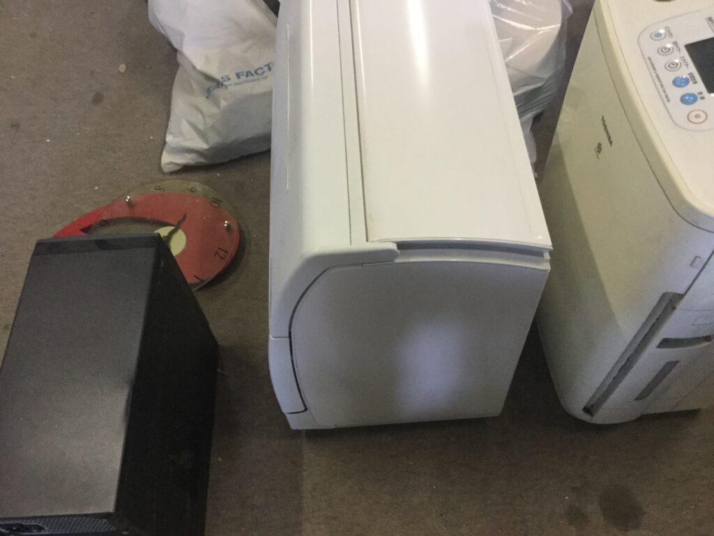 総社市で不用品回収した食洗機
