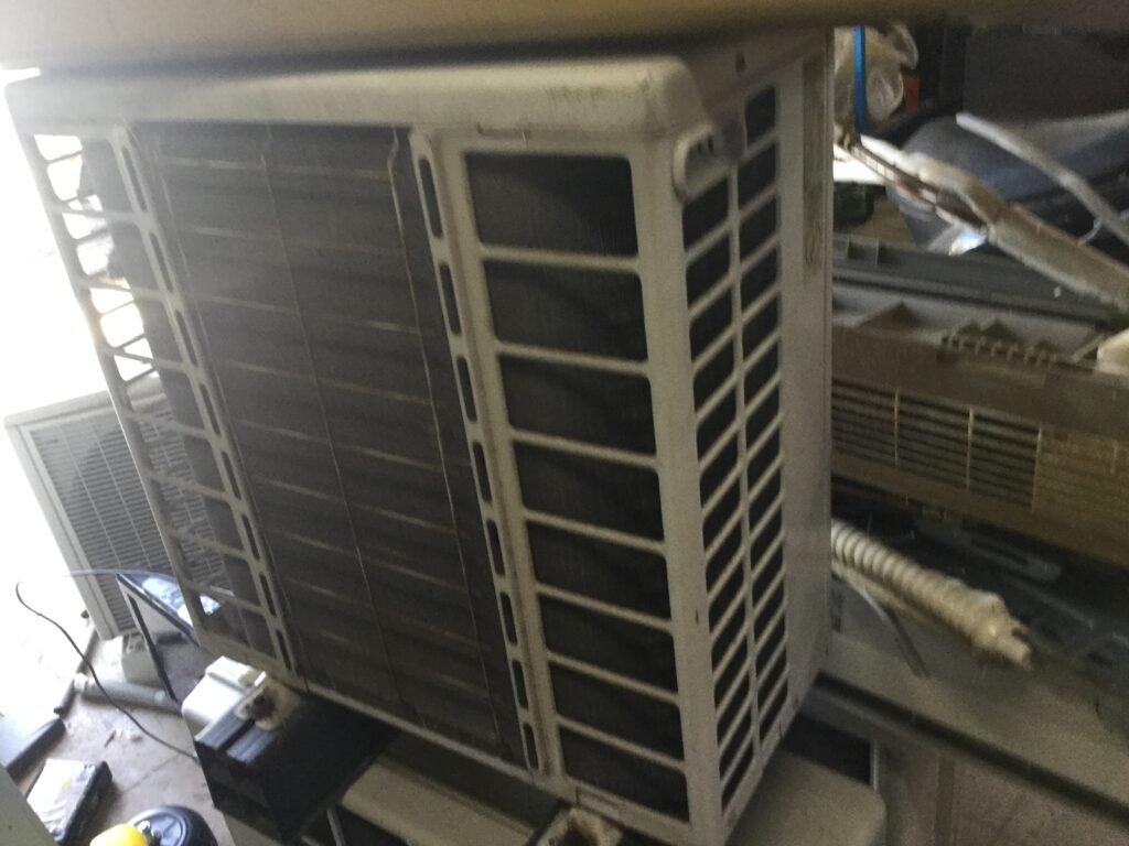 井原市でのエアコン無料回収