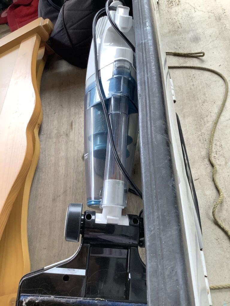 岡山市神田町で回収した掃除機