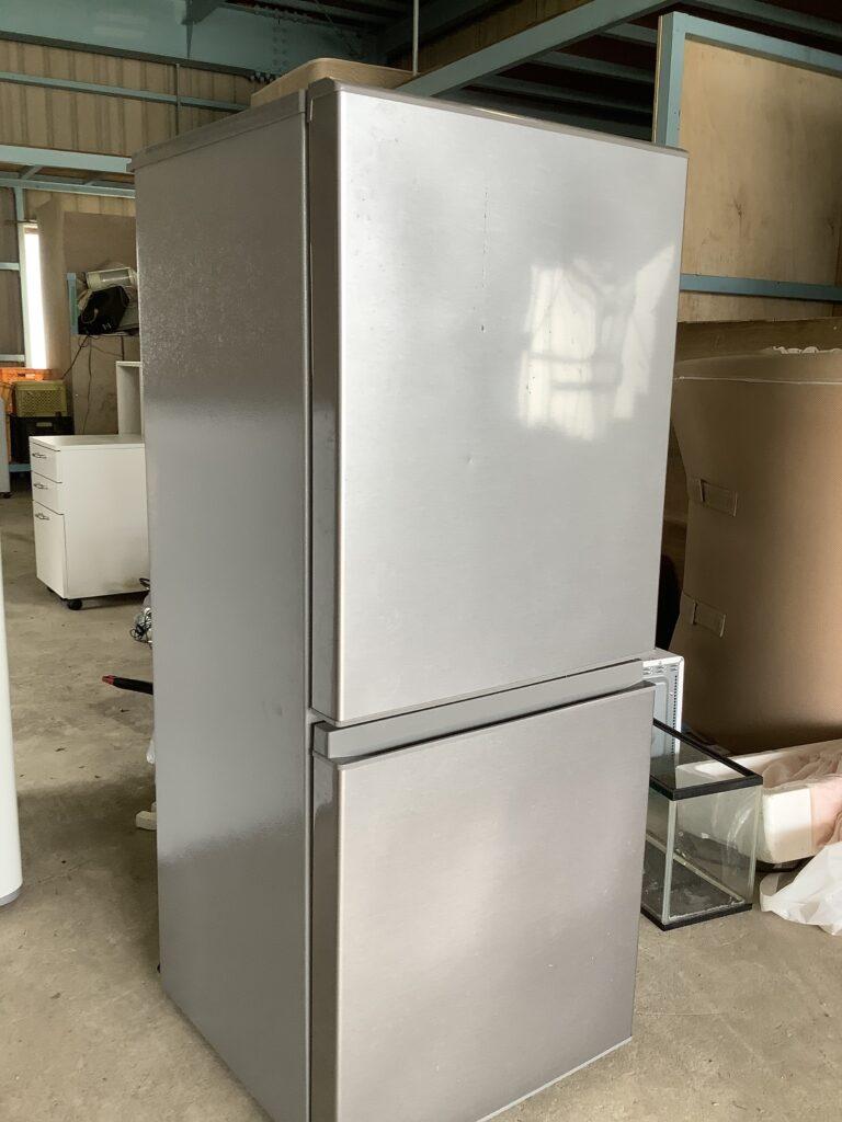 岡山市表町で回収した冷蔵庫