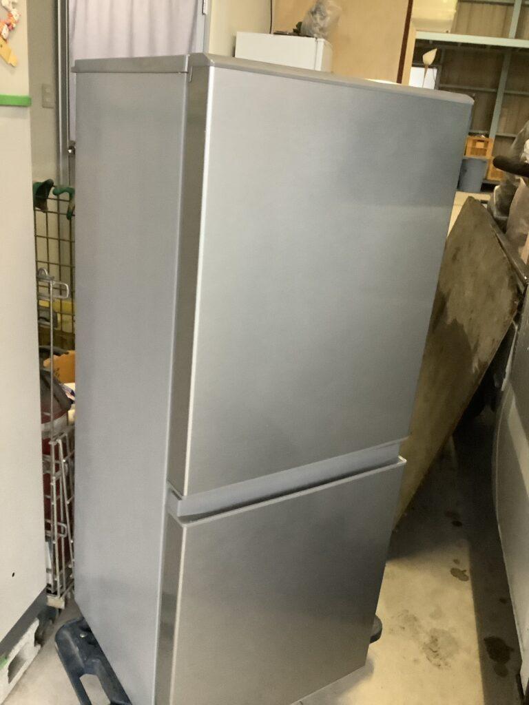 岡山市北区大元で回収した冷蔵庫