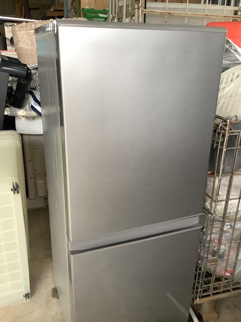 岡山市南区大福で回収した冷蔵庫