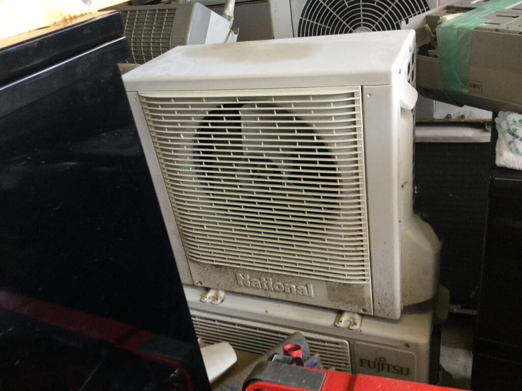笠岡市笠岡でエアコン無料回収