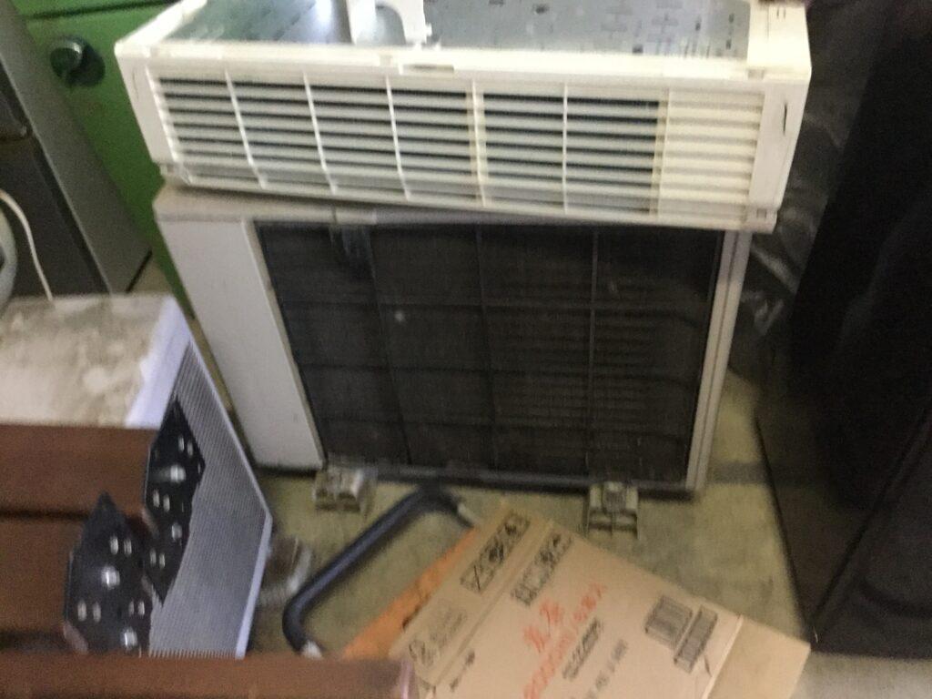 高梁市でのエアコン無料回収
