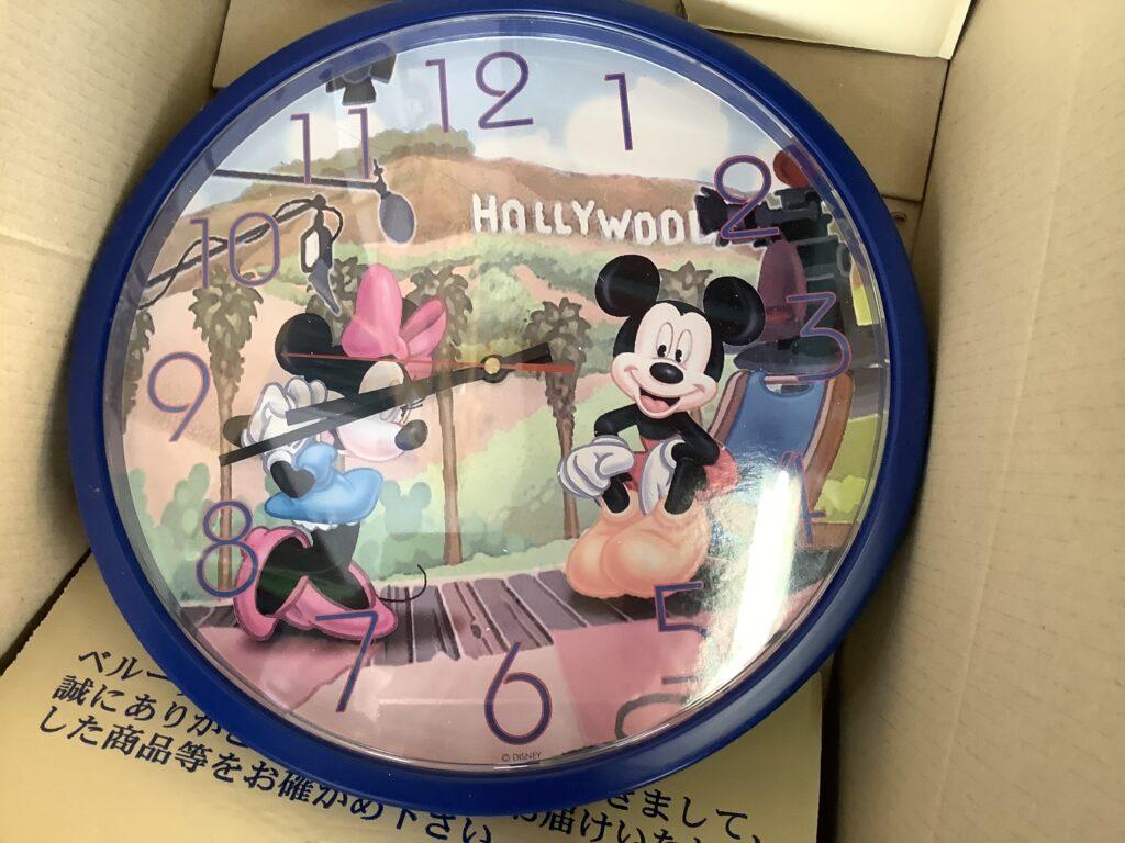 岡山市東区瀬戸町で回収した時計