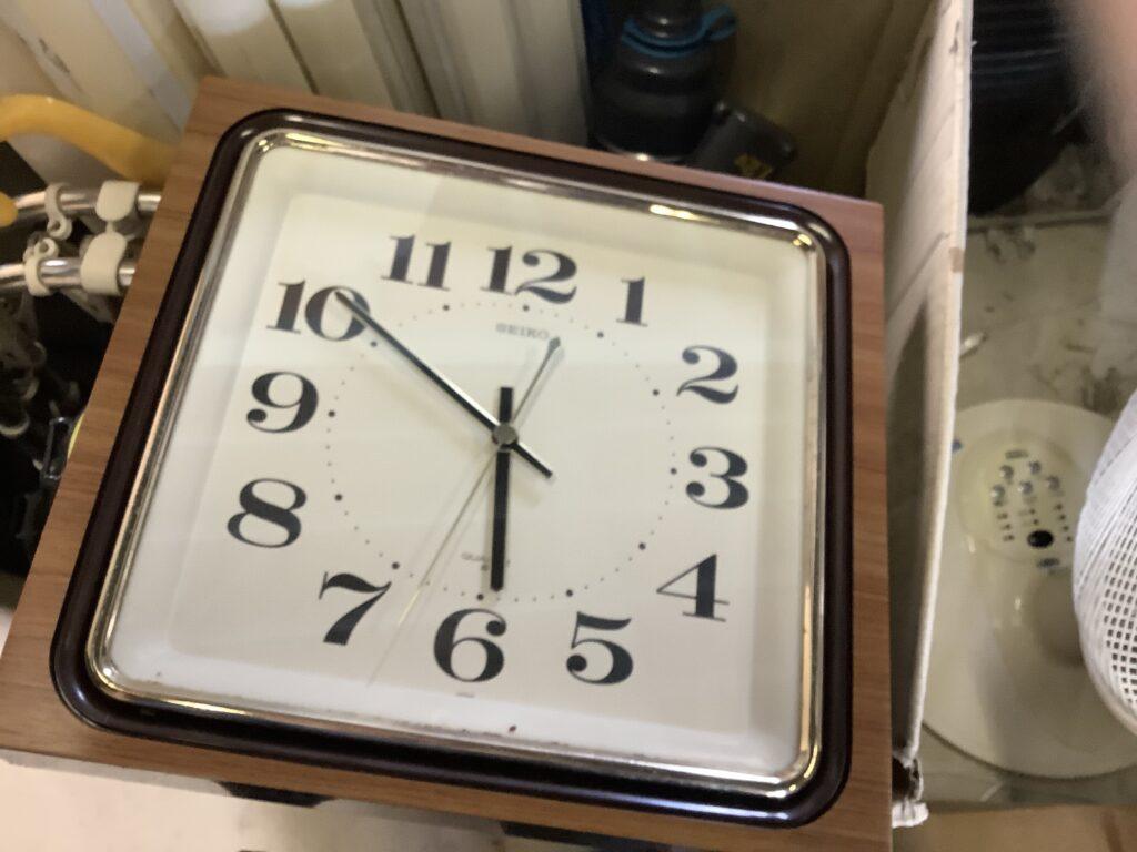 岡山市北区奥田本町で回収した時計