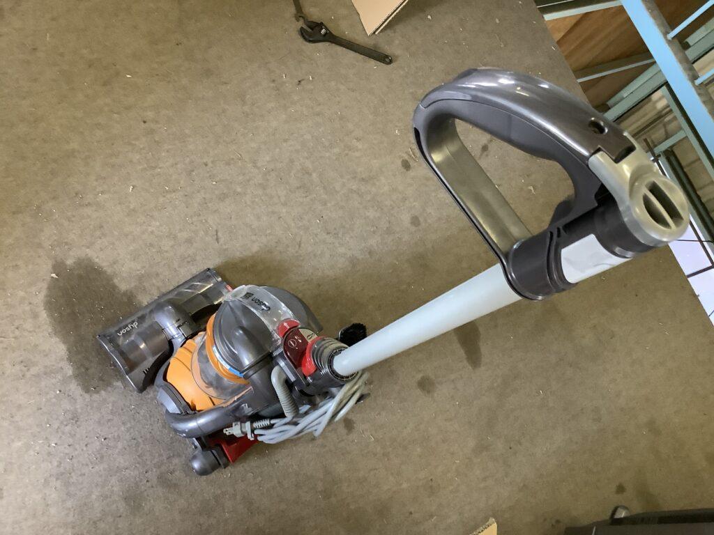 岡山市中区雄町で回収した掃除機